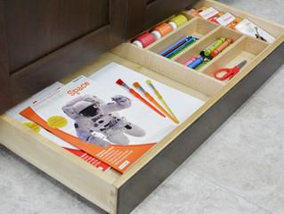 Creative Ways to Store Your Kids' Stuff