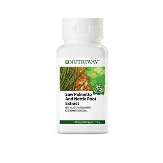 Saw Palmetto with Nettle Root Extract NUTRIWAY™