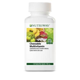 Chewable Multivitamin NUTRIWAY™ (120 Tablet)
