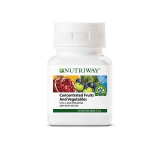 Concentrated Fruit and Vegetables NUTRIWAY™