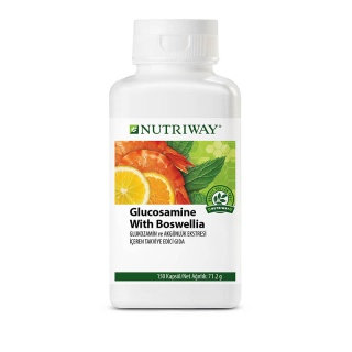 Glucosamine with Boswellia NUTRIWAY™