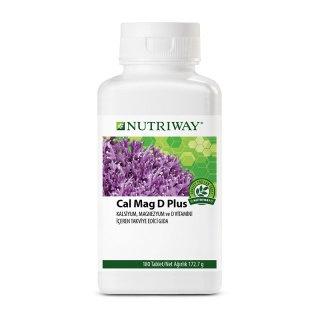 Calcium Magnesium D Plus NUTRIWAY™ (180 tablet)