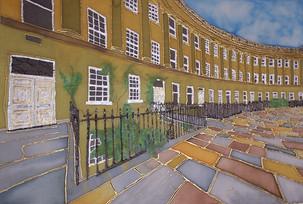 The Royal Crescent, Bath Commission