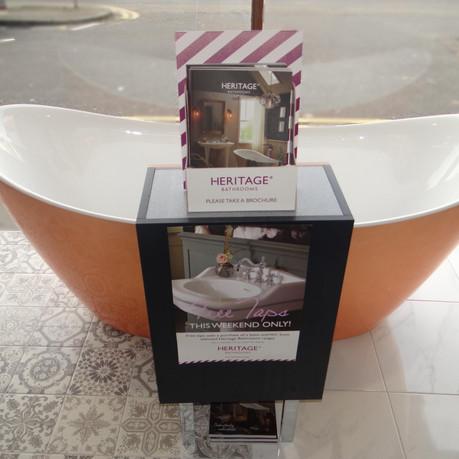 Heritage Luxury Bathtub