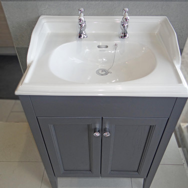 Heritage Sink and Cabinet