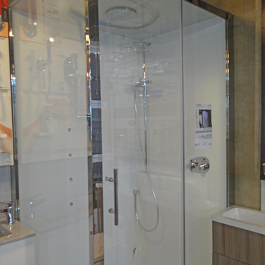 Luxury Shower Display