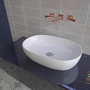Luxury Sink Display