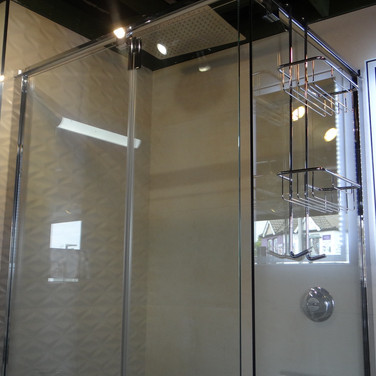 Fitted Shower Display
