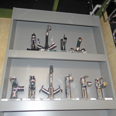 Taps Display