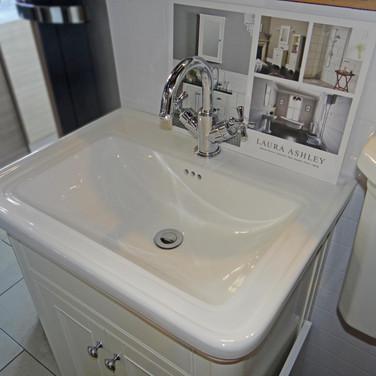 Laura Ashley Sink Display