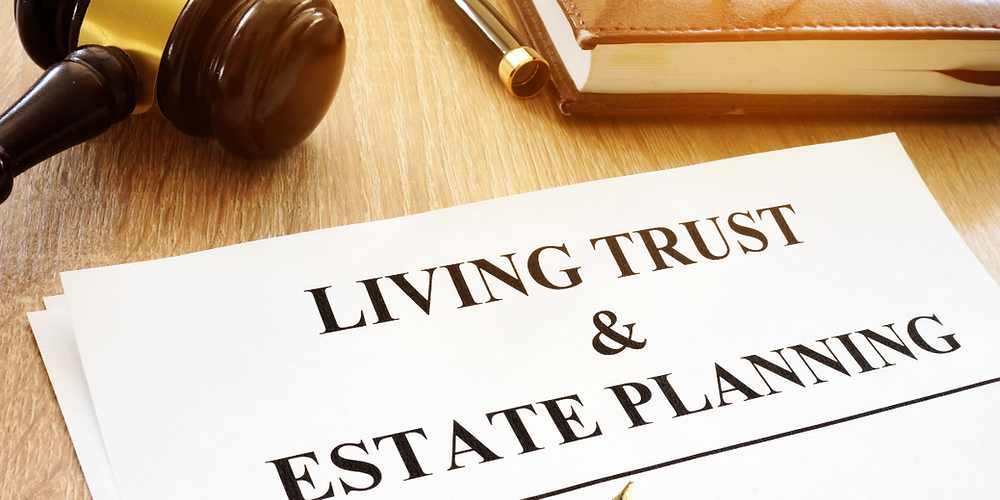 Living Trust & Estate Planning Papers