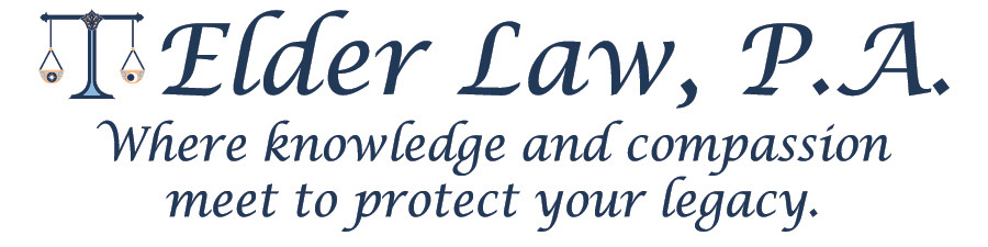 Elder Law, P.A Slogan