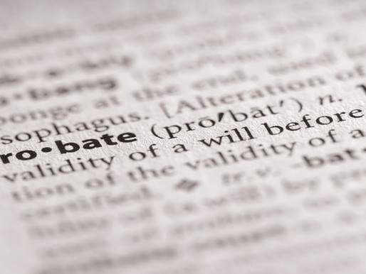 Florida Ancillary Probate: A Checklist of Key Documents
