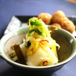 JAPANESE PICKLES- HAKUSAIZUKE-