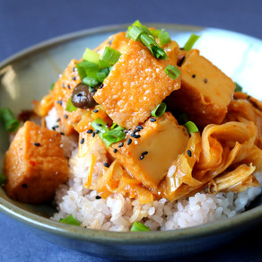 Spicy Vegan Asian Tofu