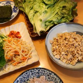 Frozen Miso Minced Pork~prep meal idea~