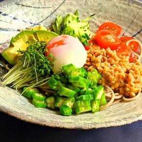 nebaneba soba noodle salad