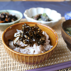 SIMMERED KOMBU IN SWEETENED SOY SAUCE