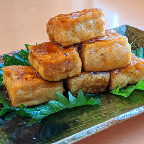 TERIYAKI TOFU MEAT