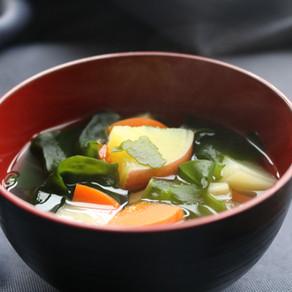 JAPANESE CLEAR DASHI SOUP