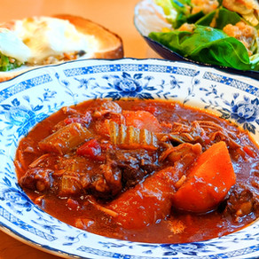 MISO BEEF STEW~Japanese cooking twist~