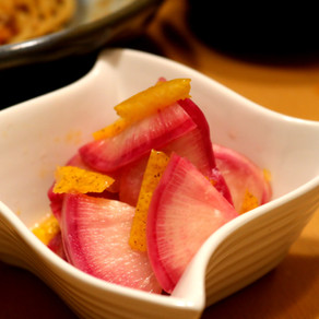 JAPANESE PICKLED DAIKON RADISH
