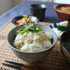 JAPANESE GINGER RICE