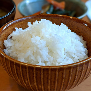 HOW TO MAKE RICE IN POT/ ご飯の炊き方