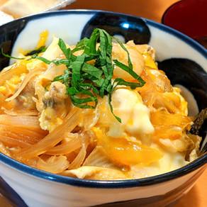 SEAFOOD OYAKODON / 海鮮親子丼