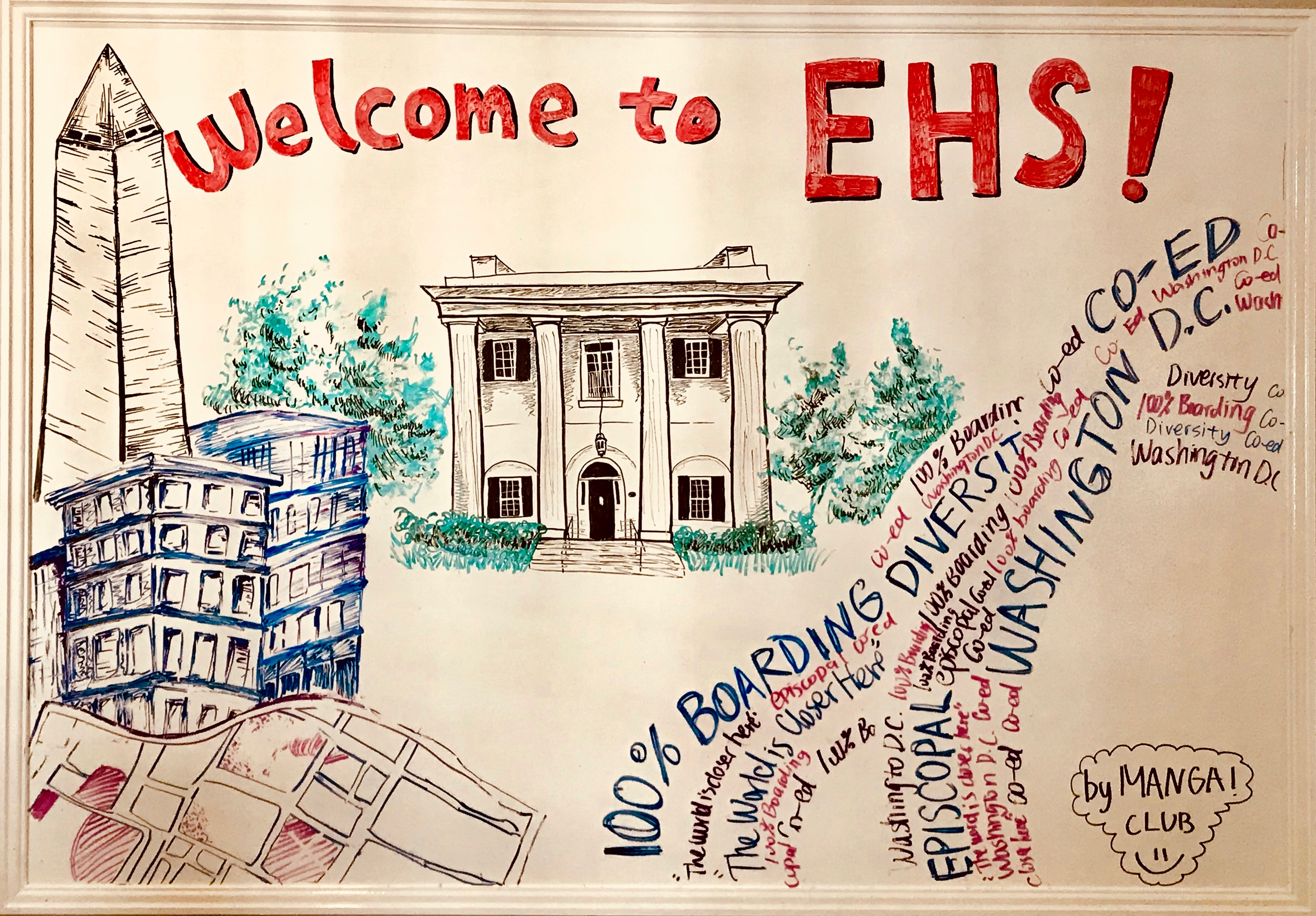 Welcome to EHS!