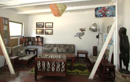 Bibliothek im Essaal