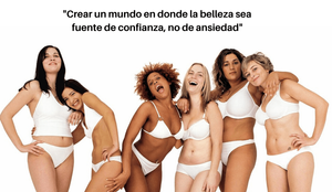 Fotografía modelos marca Dove