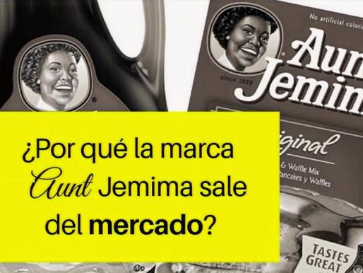 ¿Por qué la marca Aunt Jemima sale del mercado?