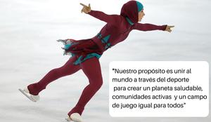 Fotografía campaña Nike equidad