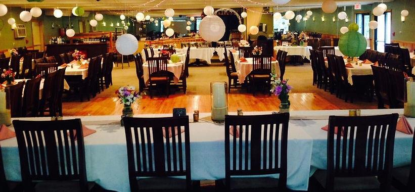 Sweet Basil Wedding Venue Picture
