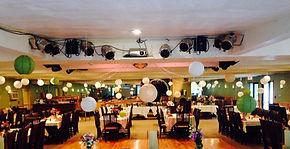 Wedding Room Audio Visual