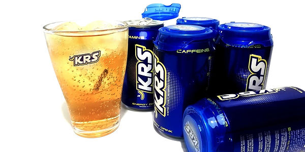 KRS energy drink ready to drink