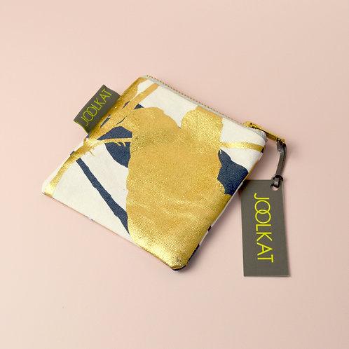 Mini coin zipper purse