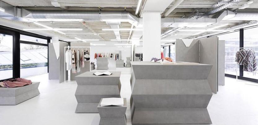 Creative studio Zeller & Moye mastermind Berlin concept store Odeeh