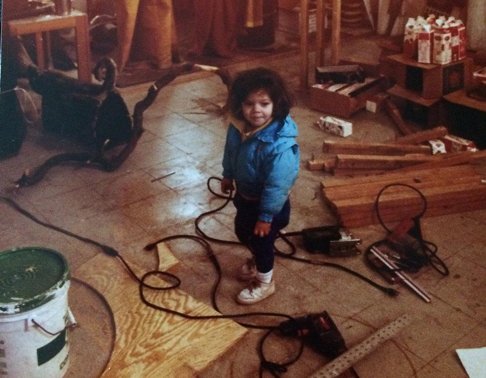 Mariel Reed | Furniture Restoration
