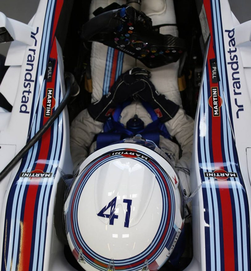 Meet Our New Girl Crush, Susie Wolff, Who Just Made Formula One History
