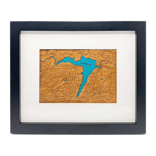 "Rushford Lake 10"" x 8"" Frame"