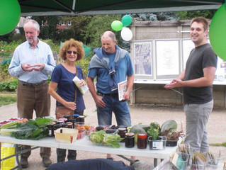 Open Day and Charity Produce Sale - Aug 2018