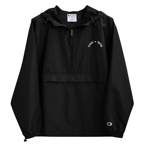 Time + Love Champion weather Pullover