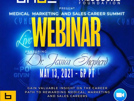 May 13th - Medical, Marketing & Sales Career Summit