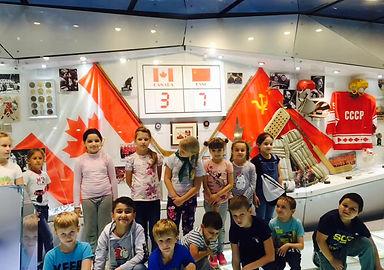 Летний городской лагерь Москва
