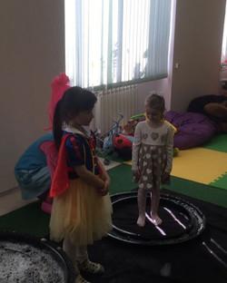 День рождения ребенка в Перово