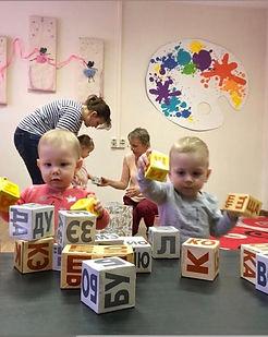 раннее развитие для детей от 1 годика  ВАО Перово Новогиреево