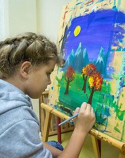 Художественная студия для детей в Перово