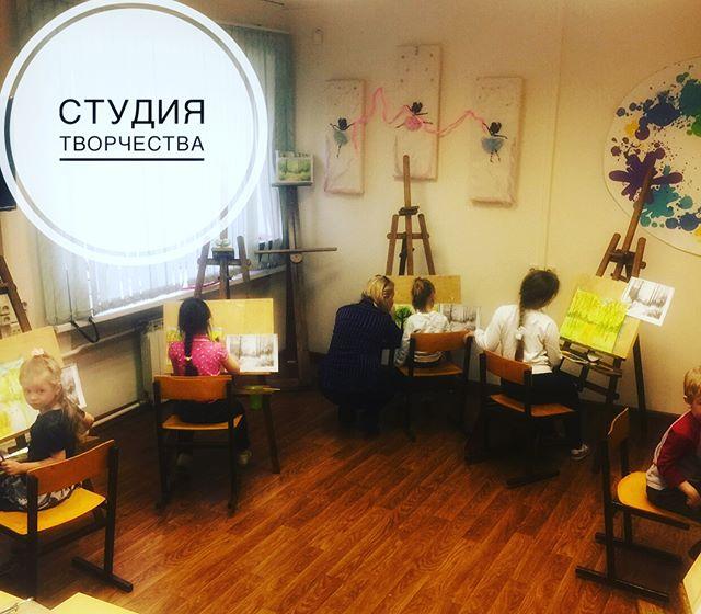 ИЗО для детей в Перово